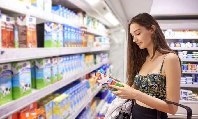 Молоко следует покупать в магазине, а не на рынке. Молочная продукция заводского производства проходит пастеризацию, что исключает возможность содержания в ней вредных микроорганизмов