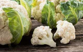Можно ли употреблять цветную и другие виды капусты при панкреатите