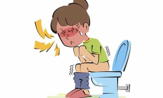 Симптомом увеличения поджелудочной являются признаки нарушения пищеварения – запоры, метеоризм, диарея, постоянное снижение веса