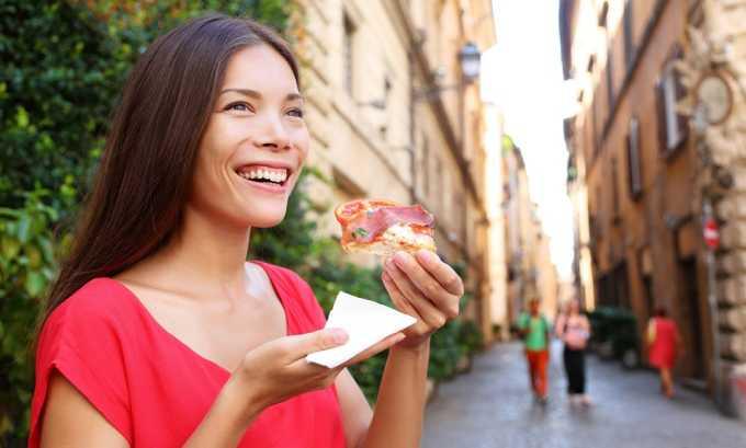 Отсутствие четкого режима питания ведет к воспалению поджелудочной железы