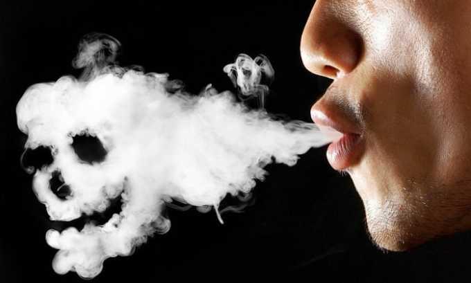 Также причиной рака головки поджелудочной является длительный стаж табакокурения