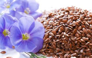 Как проводить лечение льном поджелудочной железы?