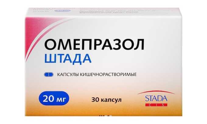 Поддерживающая медикаментозная терапия при нарушениях работы поджелудочной железы предполагает применение Омепразола