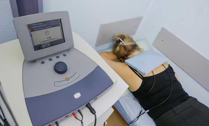 При диагностировании хронического панкреатита врачи назначают лечение физиотерапевтическими процедурами