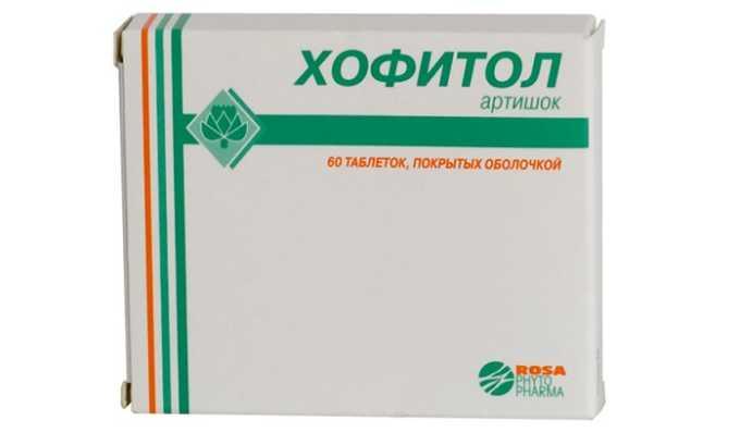 Желчегонные препараты, например, Хофитол, применяют в том случае, когда присутствует киста на фоне билиарного панкреатита. При этом происходит застой желчи. При неравномерном выбросе секрета, который попадает в протоки, усугубляется состояние поджелудочной железы