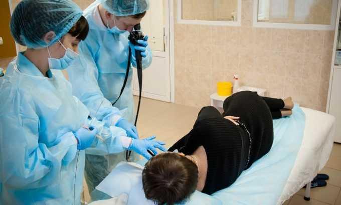 При необходимости сделать гастроскопию желудка