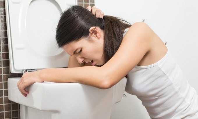 О наличии патологии в поджелудочной железе могут свидетельствовать тошнота и рвота