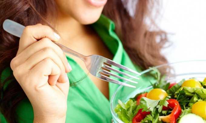 До операции необходимо соблюдать специальную диету
