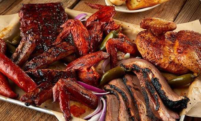Диета при заболевании поджелудочной железы включает в себя отказ от жирной еды