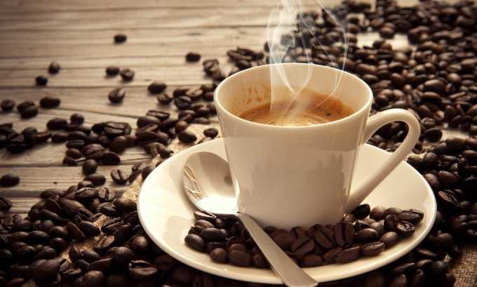 Нельзя пить крепкий кофе перед проведением МРТ
