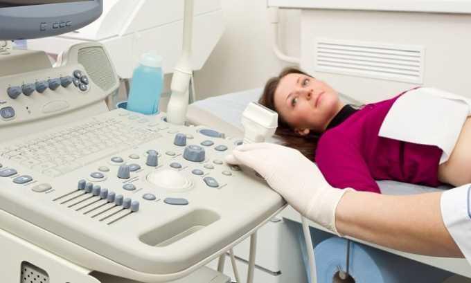 Кроме этого, больному проводят УЗИ брюшной полости
