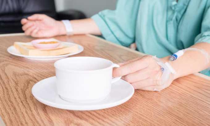 При строгом соблюдении диетического питания можно полностью устранить опасность для жизни после хирургического вмешательства