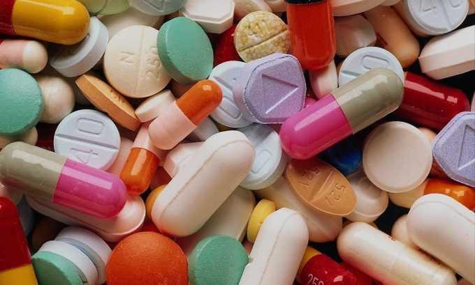 Незначительное диффузное увеличение плотности ПЖ без развития ее патологии наблюдается в курсовом приеме некоторых медицинских препаратов