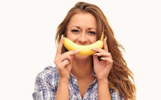 Польза и вред бананов при панкреатите
