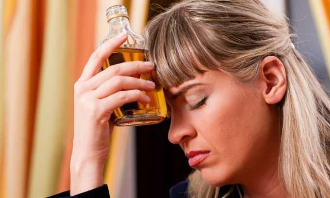Если развился холецистопанкреатит, то провоцирующим фактором может стать употребление алкоголя