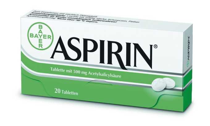 Запрещается применение Аспирина при лечении панкреатита