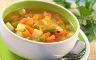 Полезные супы при панкреатите
