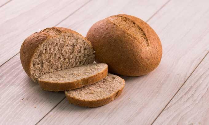 Ржаной хлеб вызывает метеоризм кишечника, что плохо влияет на результаты исследования при МРТ