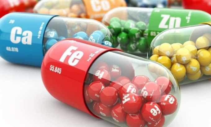 Прием витаминов при диффузных изменениях паренхимы поджелудочной железы