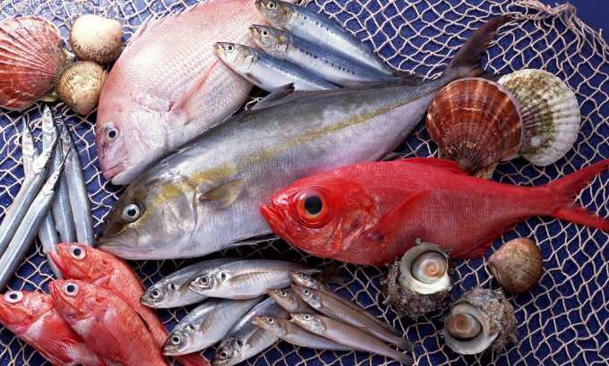 Источником кальция и фосфора при диете является нежирная рыба