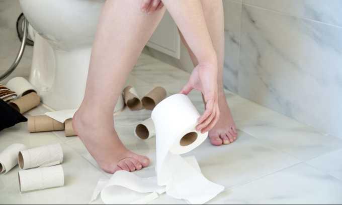 Расстройство стула может быть симптомом панкреатита