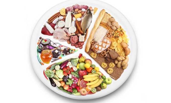 Прием пищи небольшими порциями не менее 6 раз в день
