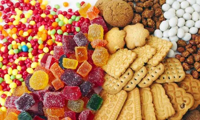 Процесс подготовки к исследованию подразумевает отказ от сладостей, продуктов с яркой окраской за несколько дней до анализа