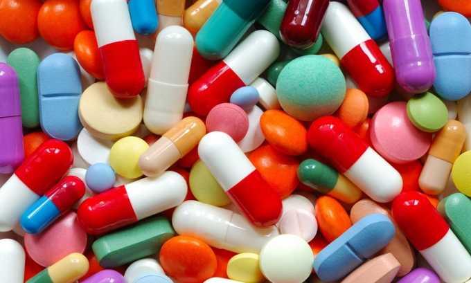 К причинам диффузного изменения структуры паренхимы относят лечение токсичными медикаментами