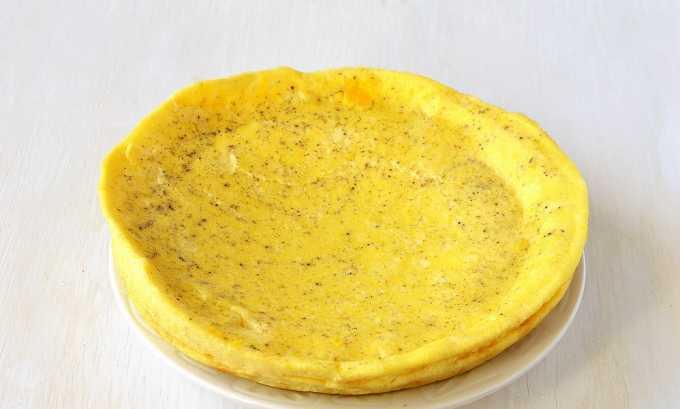 Больные панкреатитом могут употреблять в пищу омлет, если при его приготовлении были соблюдены определенные правила