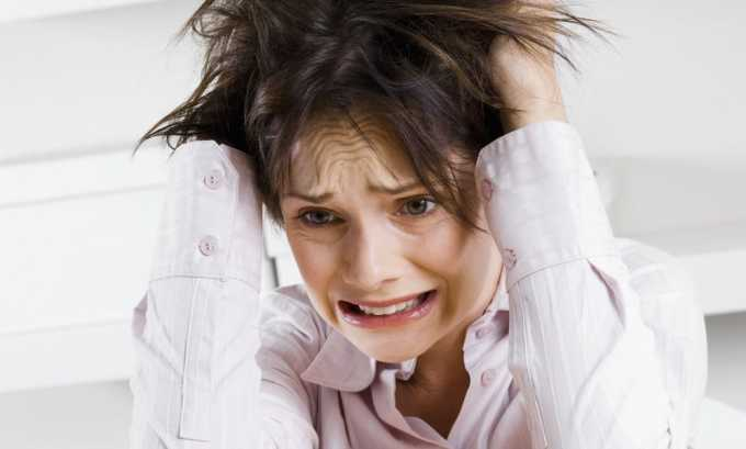 При стрессах может быть незначительное диффузное увеличение плотности ПЖ без развития ее патологии