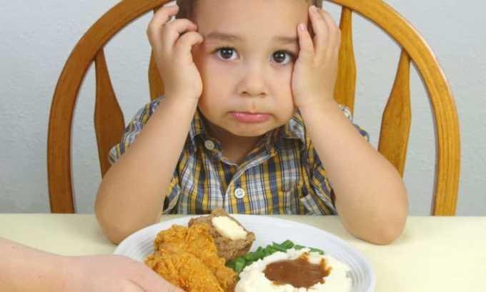 Увеличение размера поджелудочной сопровождается снижением и потерей аппетита