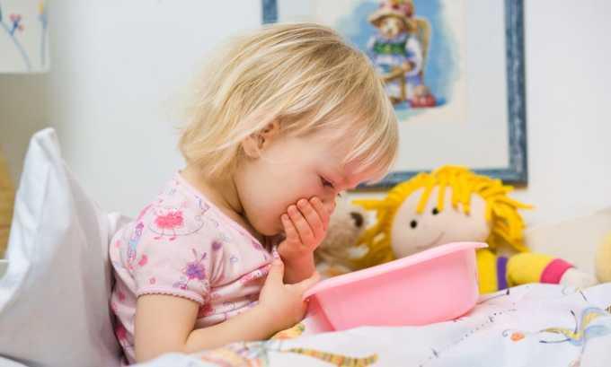 Симптом реактивного панкреатита - рвота