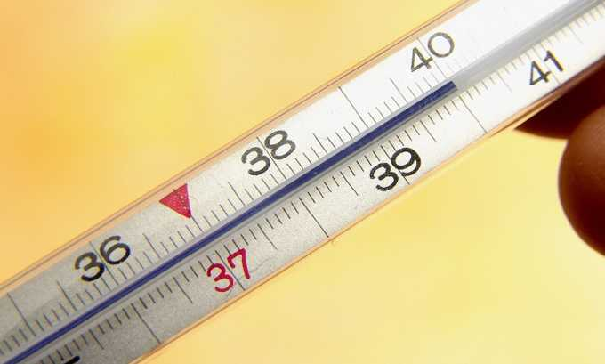 Повышение температуры одно из проявлений реактивного панкреатита
