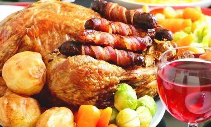 При развитии панкреатита под запретом находятся жареные продукты