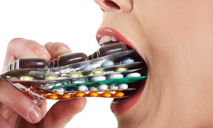 Реактивные изменения нередко возникают при длительном лечении антибиотиками, противовирусными и противогрибковыми средствами, диуретиками