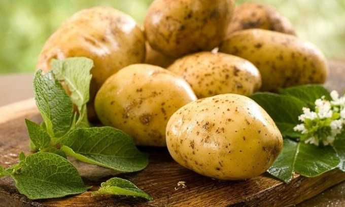 Избавиться от поноса при панкреатите помогает свежий картофельный сок