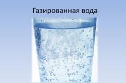 Газированная вода строго запрещена при панкреатите