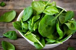 Вред шпината при панкреатите