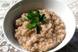 Польза пшеничной каши при панкреатите