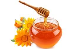 Мед для добавления в гречку с кефиром