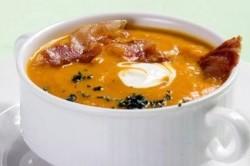 Разбавленный суп при реактивном панкреатите