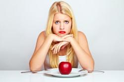 Строгая диета для лечения диффузных изменений органов