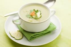 Польза овощного супа после приступа панкреатита
