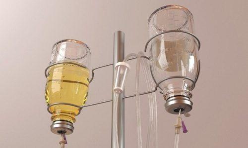 Антиферментные лекарства предназначены для внутривенного капельного введения. Это Контрикал, Апротинин и другие средства