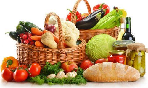Диетическое меню включает легкоусвояемые продукты.