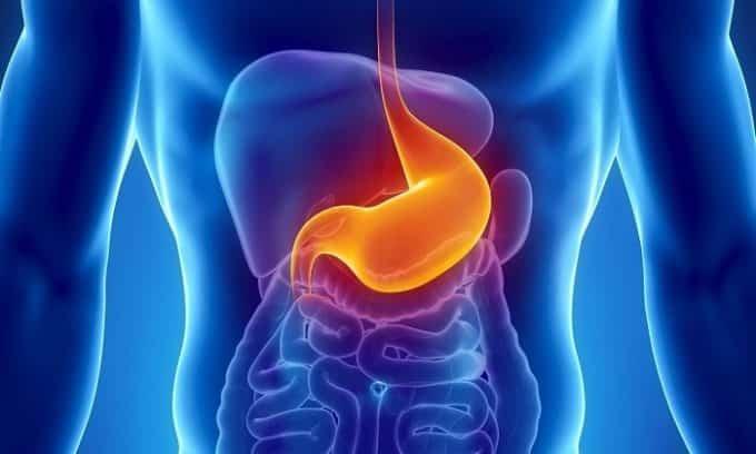 Границы органа могут быть размытыми, если в организме человека присутствует нарушение функций близлежащих органов. В частности, у больного может наблюдаться гастрит