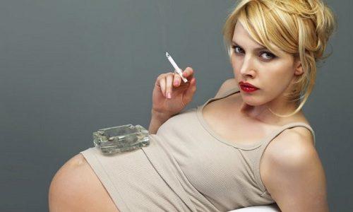 Пороки протоков поджелудочной железы у плода иногда развиваются под влиянием вредных привычек беременной женщины