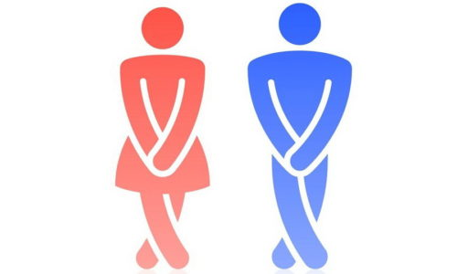При диагностике заболеваний в ряде случаев врачи учитывают пол пациента, т.к. у мужчин и у женщин мочеполовые системы имеет разное строение, и в них развиваются типично мужские или женские патологии