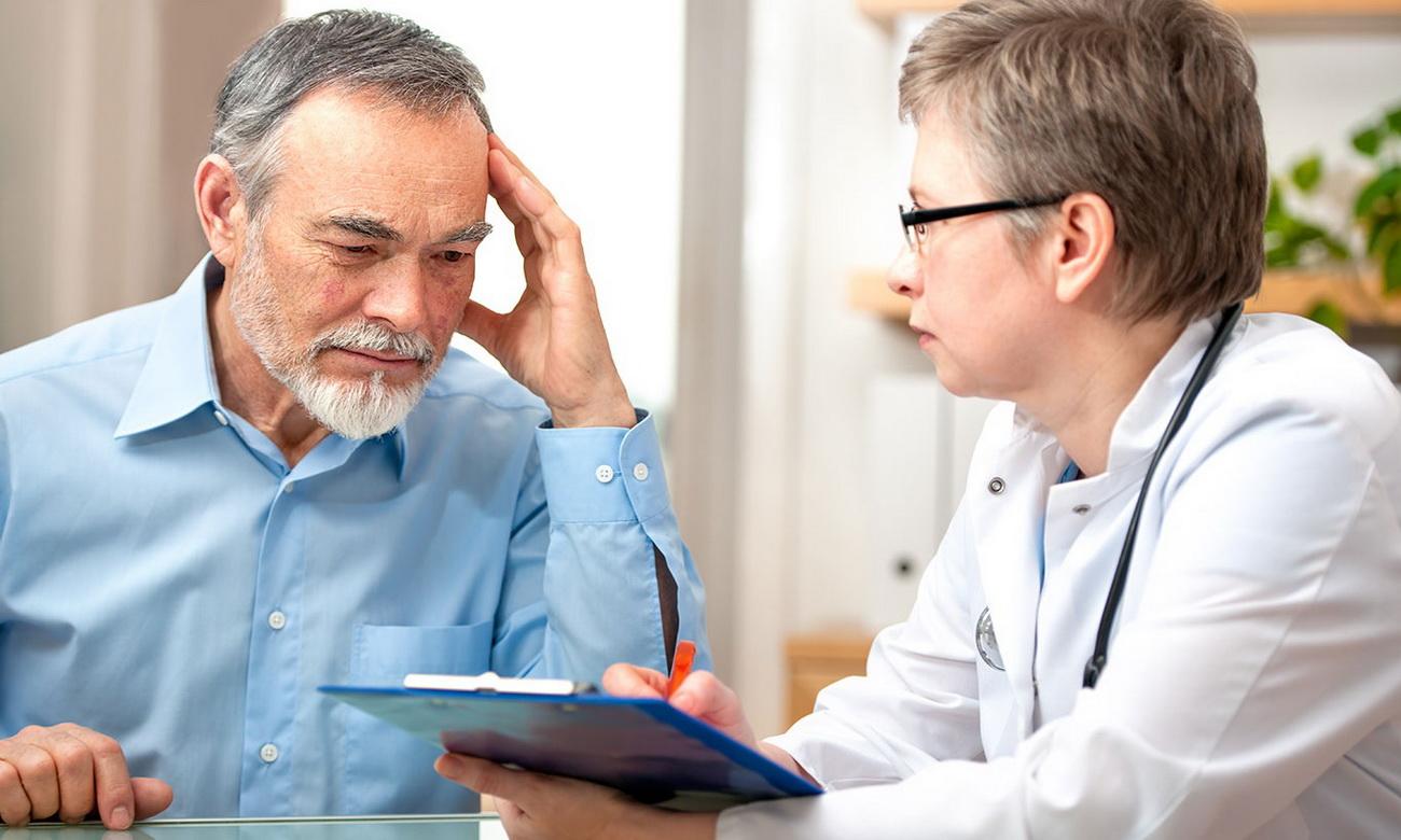 Врач и пациент в картинках