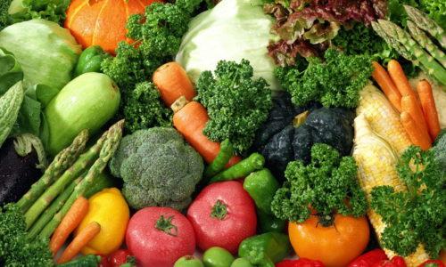 Вид термической обработки овощей никак не влияет на количество клетчатки в них